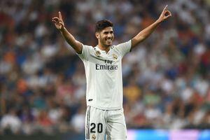 Clip: Asensio tỏa sáng Real đả bại Espanyol
