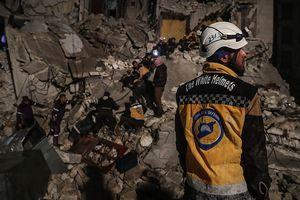 Xuất hiện video dàn dựng vụ tấn công hóa học giả tại Syria