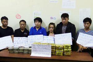 Hà Tĩnh phối hợp triệt phá đường dây ma túy xuyên quốc gia