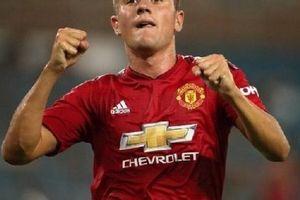 Hòa thất vọng, Man Utd vẫn đón nhận tin vui về lực lượng
