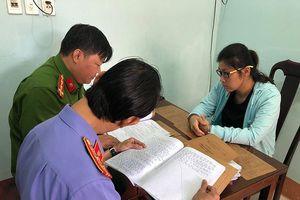 Đắk Lắk: Bắt nữ đối tượng chiếm đoạt tiền tỷ bị truy nã toàn quốc