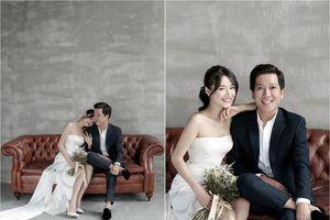 Ngắm bộ ảnh cưới lãng mạn, hài hước của Trường Giang, Nhã Phương