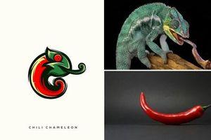 Những thiết kế logo sáng tạo kết hợp các cặp đôi tưởng như chẳng liên quan