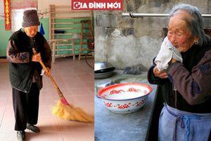 Cụ bà 103 tuổi tiết lộ bí quyết sống thọ với cách uống nước và chải đầu đặc biệt