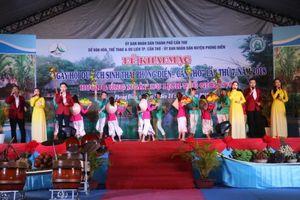Huyện Phong Điền: Khai mạc ngày hội du lịch sinh thái năm 2018