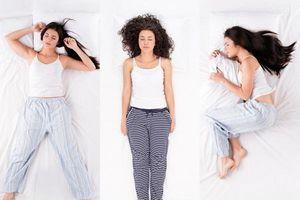 Tư thế ngủ ảnh hưởng như thế nào đến sức khỏe?