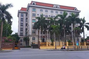 Thanh Hóa: Hàng loạt lãnh đạo cấp sở, huyện bị xử lý kỷ luật