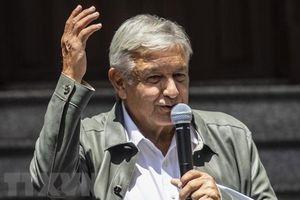 Tổng thống Mexico tìm giải pháp ngoại giao cho tranh cãi về di cư