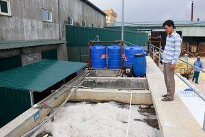 Bảo vệ môi trường tại các làng nghề ở huyện Hoằng Hóa