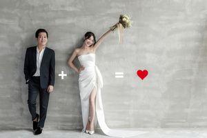 Hé lộ bộ ảnh cưới quốc dân của Nhã Phương - Trường Giang