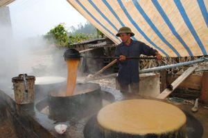 Làng nấu mía đường trăm năm