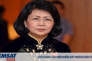 Quyền Chủ tịch nước Đặng Thị Ngọc Thịnh từng giữ chức Viện trưởng VKSND Quận 1, TP. HCM