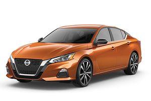 Nissan công bố màu sắc mới sẽ tích hợp trên chiếc Nissan Altima 2019