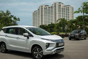 Mitsubishi Xpander khan hàng, giá của phiên bản tự động bị đại lý đẩy lên 650 triệu đồng
