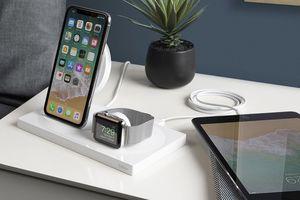 Sạc nhanh đồng thời cả iPhone và Apple Watch không cần Air Power