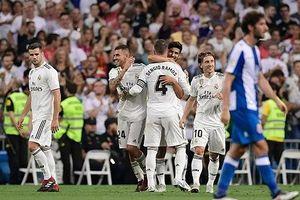 Thắng nhọc nhờ công nghệ VAR, Real 'lên đỉnh' La Liga