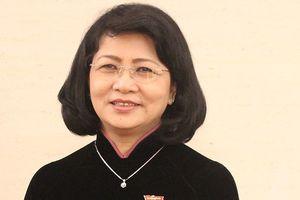 Tóm tắt tiểu sử quyền Chủ tịch nước Đặng Thị Ngọc Thịnh