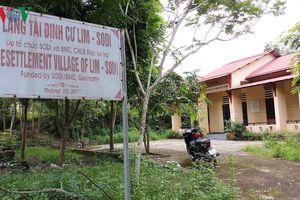 Dân rời bỏ khu tái định cư vì thiếu đất sản xuất tại Thừa Thiên Huế