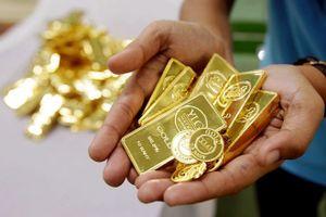Giá vàng hôm nay 23/9: Không thể giữ đỉnh, vàng lại đi xuống