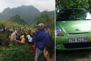 Khởi tố 2 kẻ giết tài xế, vứt xác ở đèo Thung Khe, Hòa Bình