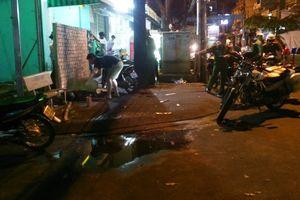 TP HCM: 2 người tử vong sau vụ nổ súng nghi do mâu thuẫn lúc ăn nhậu