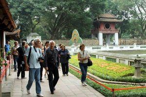 Doanh nghiệp lữ hành châu Âu khảo sát du lịch Hà Nội