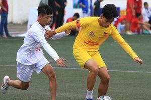 Thông báo Tổ chức Giải bóng đá học sinh THPT Hà Nội - Báo ANTĐ lần thứ XVIII - 2018