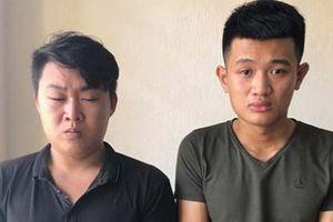 Bắt 4 nghi phạm cướp giật và trộm cắp xe máy
