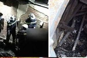 Bàn giao 2 thi thể trong vụ hỏa hoạn ở đường Đê La Thành cho thân nhân