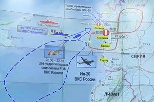 Nga cáo buộc Israel về thảm kịch máy bay Il-20