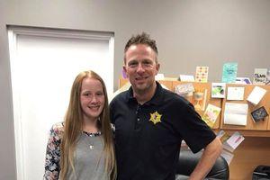 Cô bé 13 tuổi lập dự án hỗ trợ những đứa trẻ có người thân tự tử