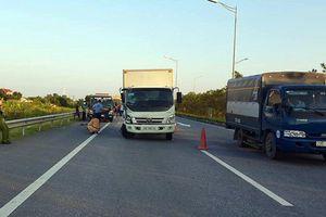 Nên xem lại quy trình dừng xe kiểm tra trên cao tốc
