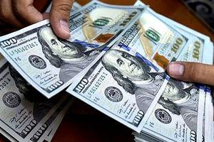 Giá mua – bán đồng USD tăng gần 80 đồng trên thị trường tự do tại Hà Nội