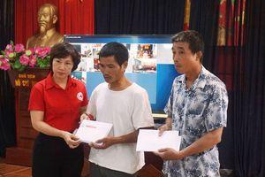 Hà Nội: Hỗ trợ các nạn nhân tử vong trong vụ cháy trên đường La Thành