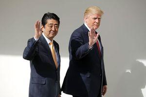 Lãnh đạo Nhật - Mỹ đối thoại 'hiệu quả' về thương mại và Triều Tiên
