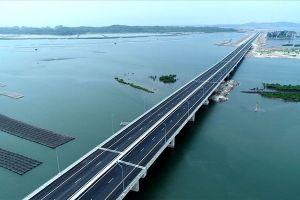 Cao tốc Hạ Long – Hải Phòng: Mỗi ngày 10.000 lượt xe qua lại