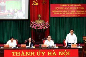 Xác định 187 'điểm đen' ô nhiễm môi trường, Hà Nội tìm cách khắc phục