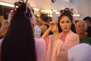Sau 37 suất diễn, Lê Phương chia sẻ cảm xúc về 'Tiên Nga'