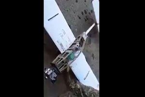 Không dùng tên lửa, SAA vẫn hạ đẹp UAV phiến quân