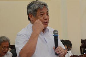 GS.TSKH Vũ Minh Giang: Doanh nghiệp phải đi tìm trường Đại học
