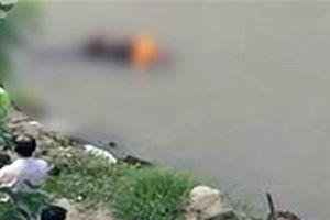 Thầy cúng đuối nước tử vong: Lội ra sông cúng