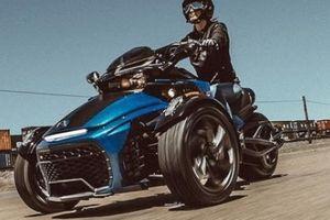 Soi 'bọ cạp chúa' 2019 Can-Am Spyder F3/F3-S giá 373 triệu đồng