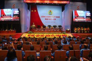 Khai mạc ngày hội lớn của giai cấp công nhân Việt Nam