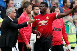 Bị chỉ trích, Pogba 'bật' lại Mourinho