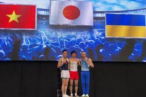 Thanh Tùng giành HCB Cúp TDDC thế giới Hungary