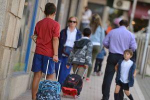 Thành phố Pontevedra- nơi người đi bộ là vua