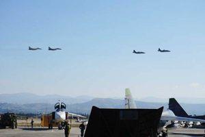 Nga đóng cửa không phận Syria đối với máy bay Israel trong vòng một tuần