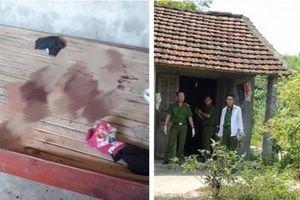 Điều tra vụ bé gái 10 tuổi tử vong nghi bị cắt cổ ở Phú Thọ