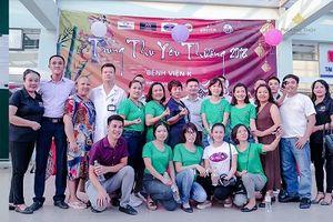 Thẩm mỹ viện Phương Thúy chung tay tổ chức 'Trung thu yêu thương 2018' tại Bệnh viện K