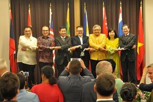 Kỷ niệm 51 năm Ngày thành lập ASEAN tại New Zealand